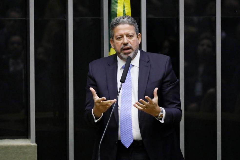 O líder do PP na Câmara, deputado Arthur Lira. — Foto: Luis Macedo / Câmara dos Deputados