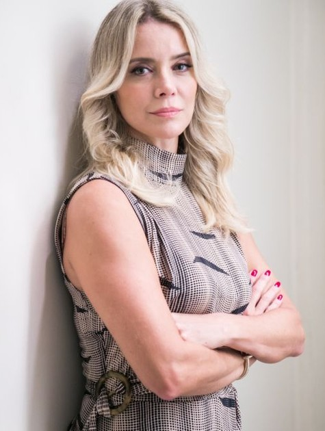 Christine Fernandes (Foto: Raquel Cunha/TV Globo)