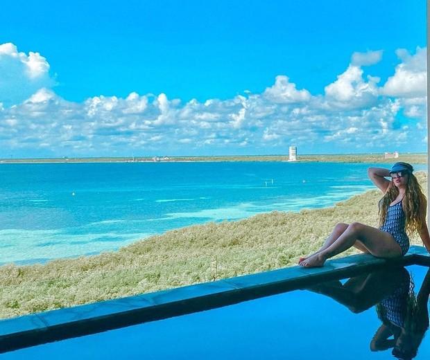Paulinha Leite em Cancún (Foto: Reprodução/Instagram)