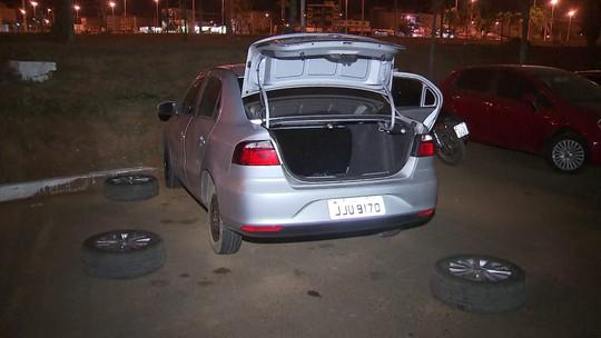 Carro de professora é roubado dentro de escola pública, no DF