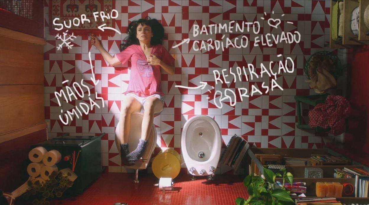 'Depois a louca sou eu', filme sobre ansiedade com Débora Falabella, ganha trailer; ASSISTA - Notícias - Plantão Diário