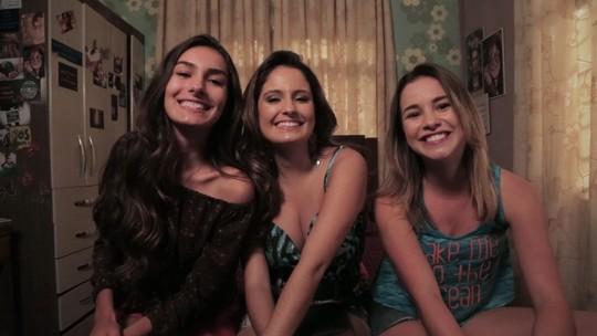 Envie vídeo com passo a passo de penteado e participe de colaborativo, como Lu, Nanda e Jéssica - INSCRIÇÕES ENCERRADAS