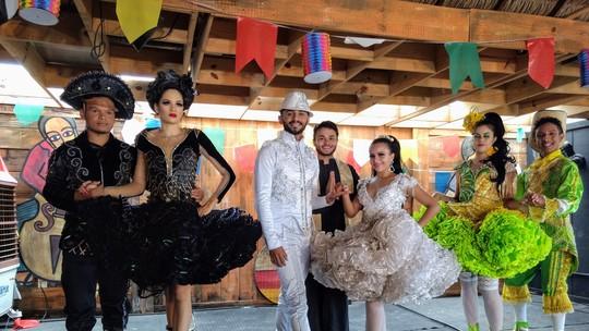 Quadrilha junina é espetáculo de arte cênica sobre a cultura nordestina