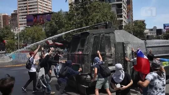 América do Sul em turbulência