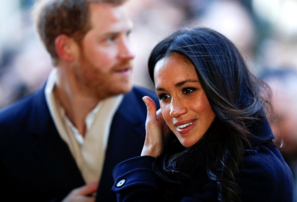 Político britânico termina com namorada após comentários dela sobre noiva de Harry
