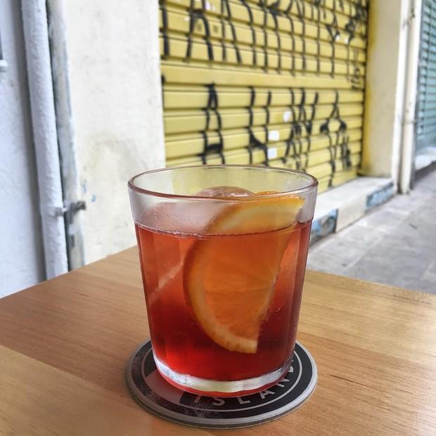 Vermouth do Boteco Mano do Céu (Foto: Divulgação)