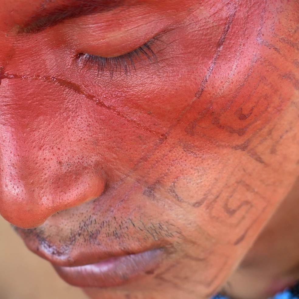 Preservação: para a jornalista, indígenas são os guardiões da floresta (Foto: Arquivo Pessoal)