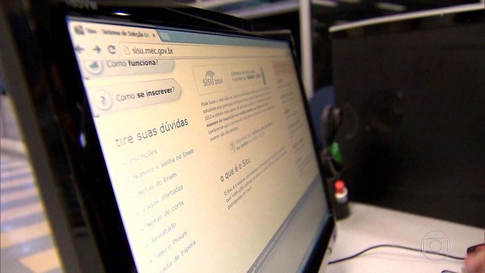 Sisu 2019 abre na terça inscrições para 235 mil vagas no ensino superior