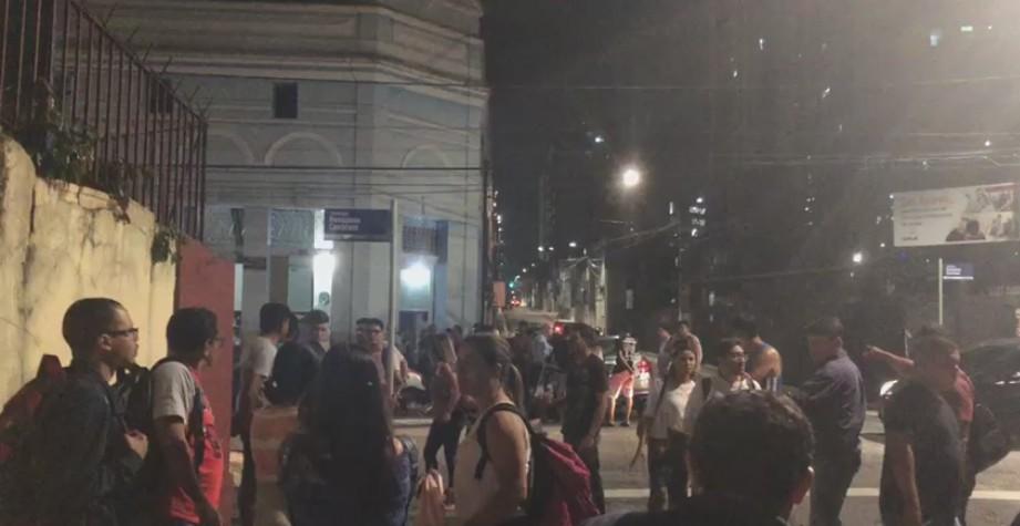 Policial é baleado ao tentar intervir em sequestro relâmpago no bairro do Reduto em Belém