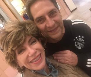 Silvia Poppovic e Luís Ernesto Lacombe | Arquivo pessoal