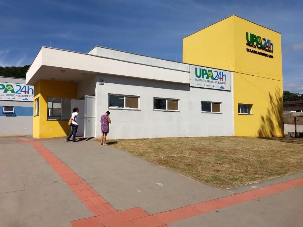 Nenhuma morte por doença respiratória foi registrada na UPA de Paranavaí, segundo a prefeitura. — Foto: Divulgação/Prefeitura de Paranavaí