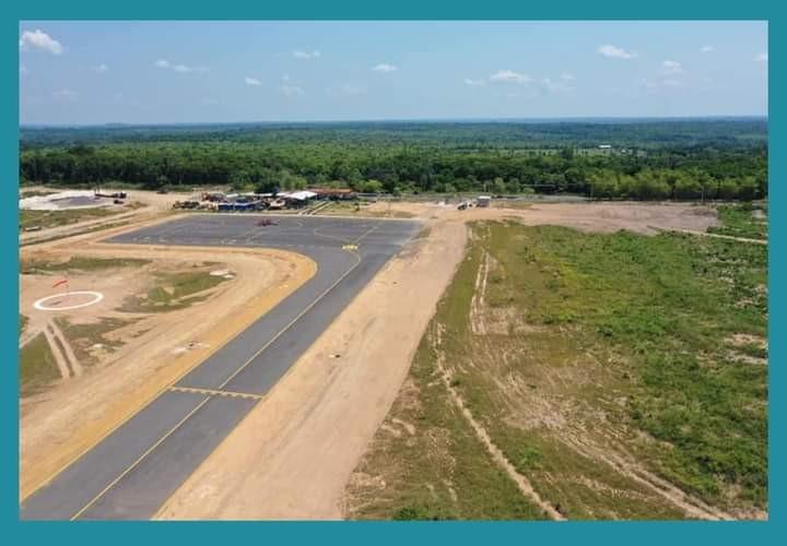 Após obras de melhorias, aeroporto de Oriximiná, no PA, será entregue na segunda-feira, 30