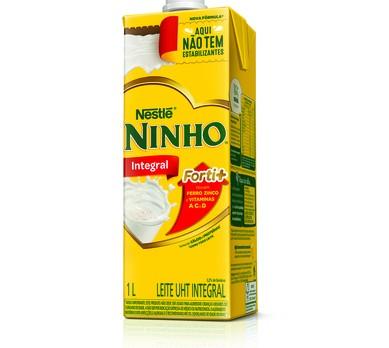 leite-ninho-uht-nestlé (Foto: Divulgação)