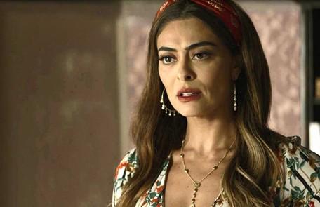 Na quinta (14), depois de uma exame de DNA, Maria da Paz descobrirá que Joana não é sua filha Reprodução