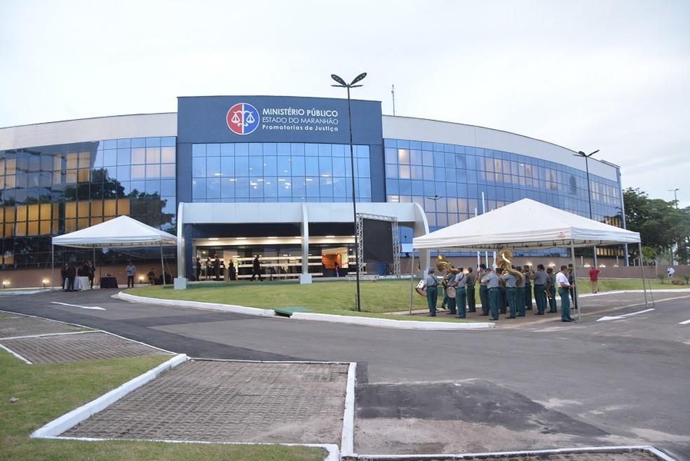 Fachada do Ministério Público do Maranhão — Foto: Divulgação/Ministério Público do Maranhão