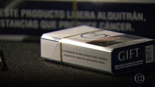 Policiais recebiam até R$ 30 mil por mês de contrabandistas de cigarros