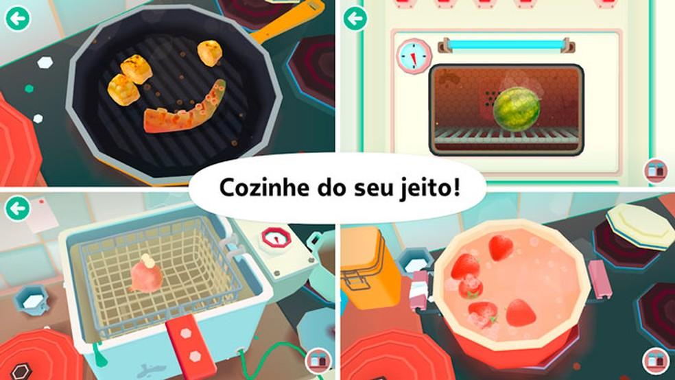 Toca Kitchen 2 — Foto: Divulgação/Google Play