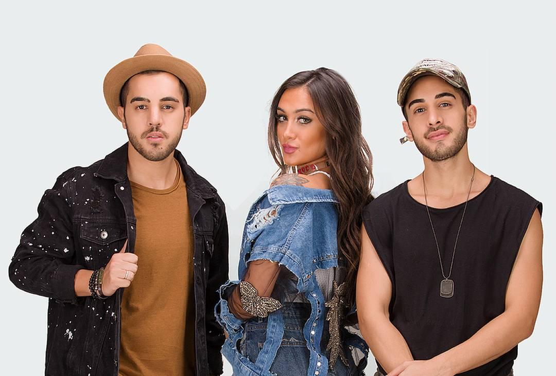 Trio se apresentará no dia 30 de dezembro an Praia Grande.