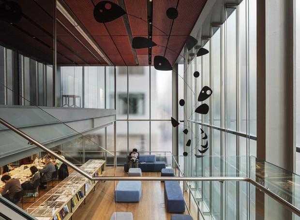 Instituto Moreira Salles, de Andrade Morettin (Foto: andrade morettin arquitetos   20)