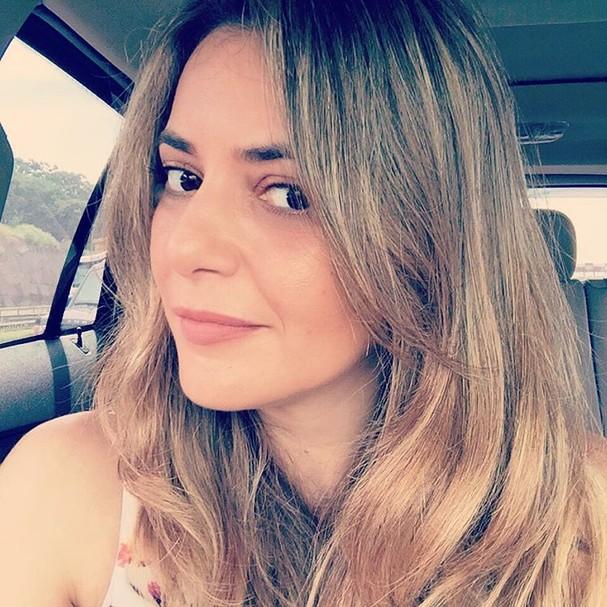 Giovana Oliveira, cunhada de Ana Hickmann (Foto: Reprodução/Instagram)