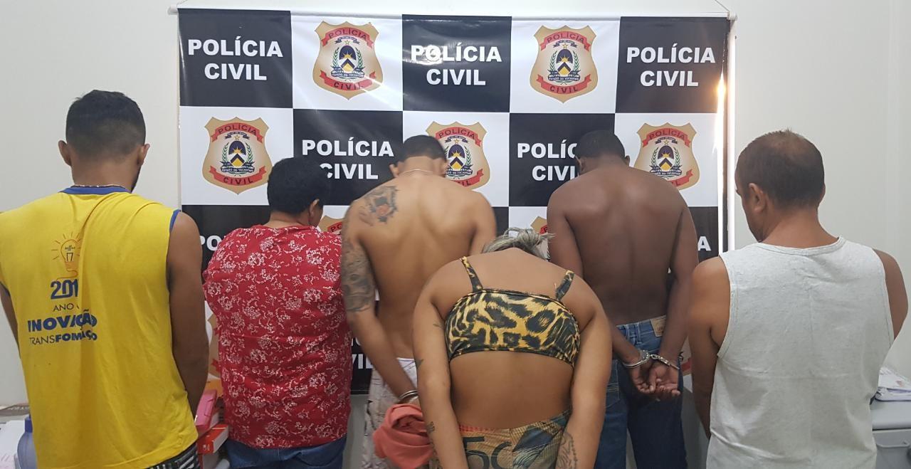 Polícia Civil cumpre mandados de prisão em operação contra tráfico de drogas - Notícias - Plantão Diário