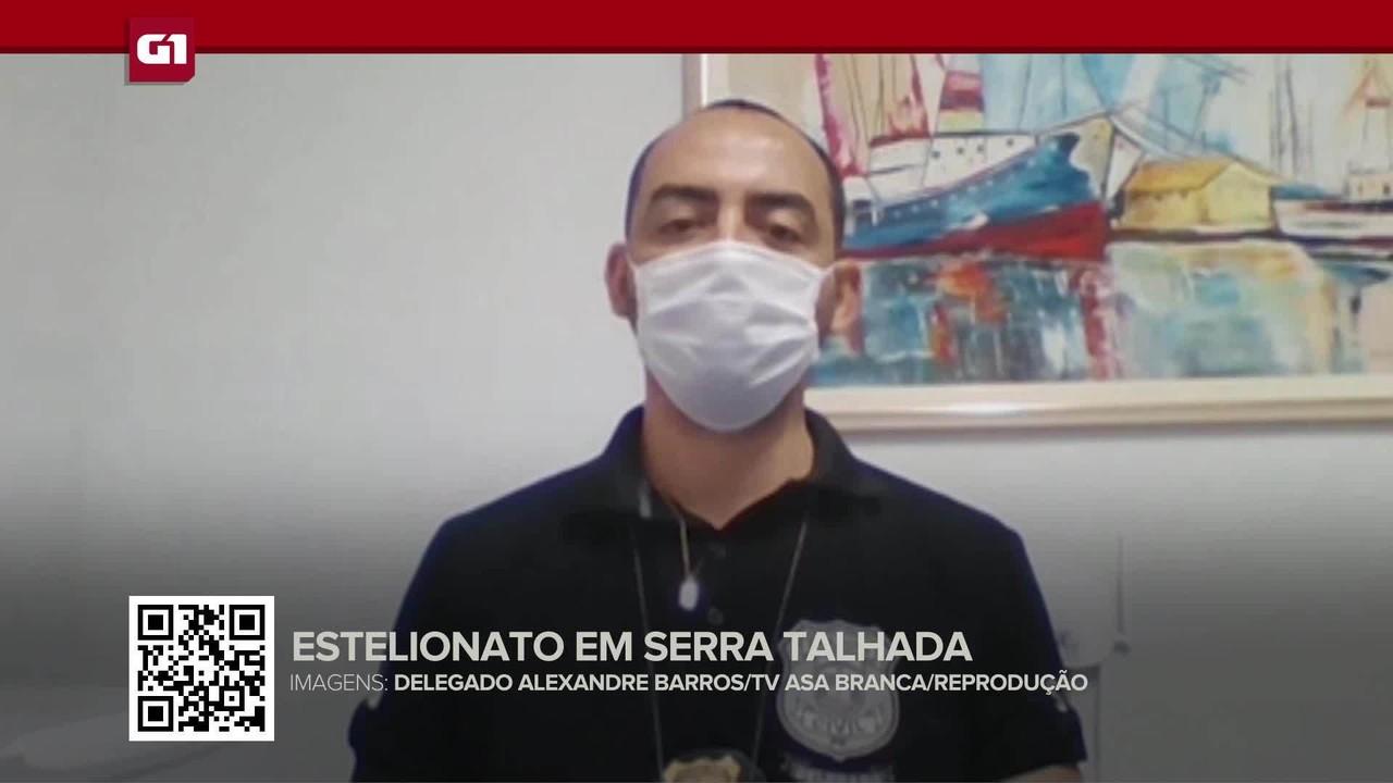 G1 em 1 minuto: Suposto pastor é investigado por estelionato em Serra Talhada