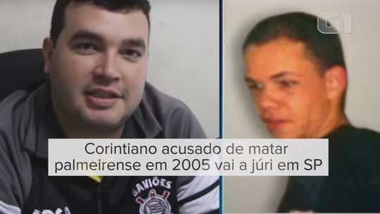 Ex-presidente da Gaviões da Fiel vai a júri acusado de matar palmeirense em 2005