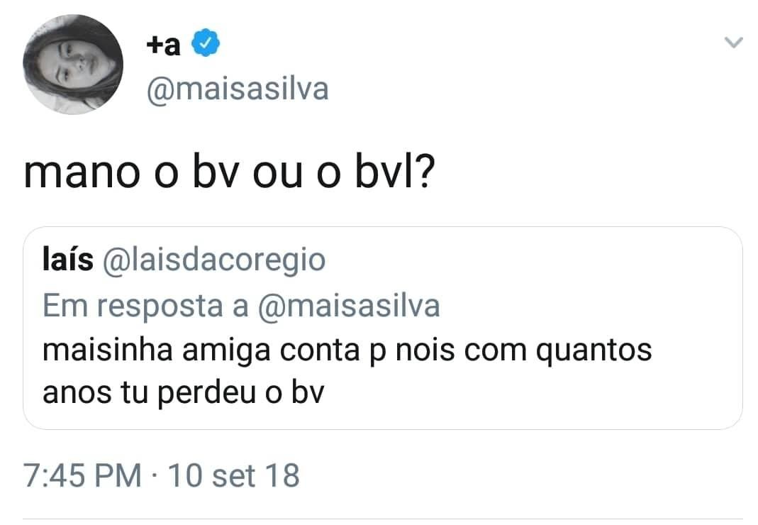 Maisa fala sobre primeiro beijo (Foto: Twitter)