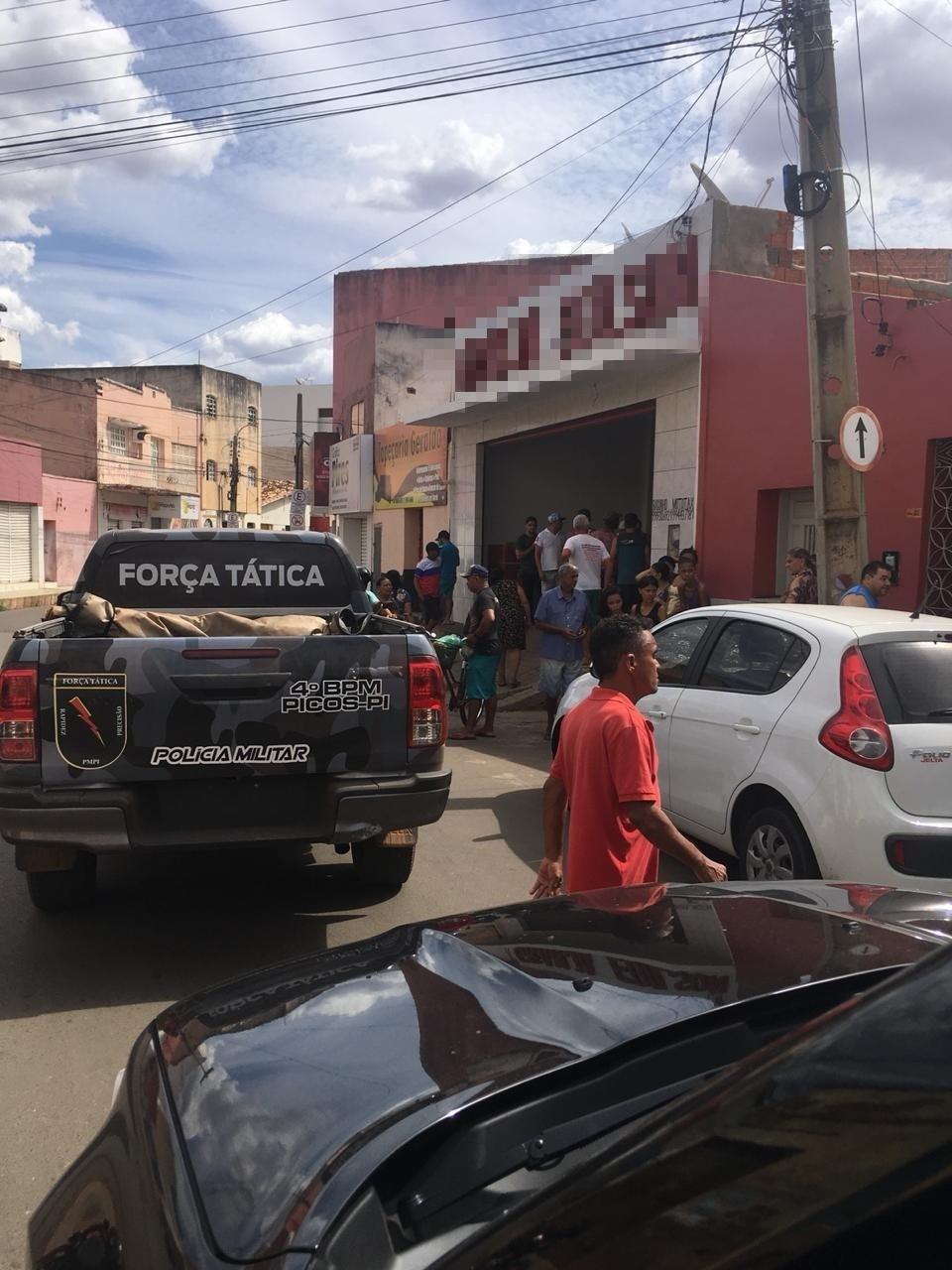 Homem é preso na Bahia suspeito de matar empresário com um tiro no Sul do Piauí