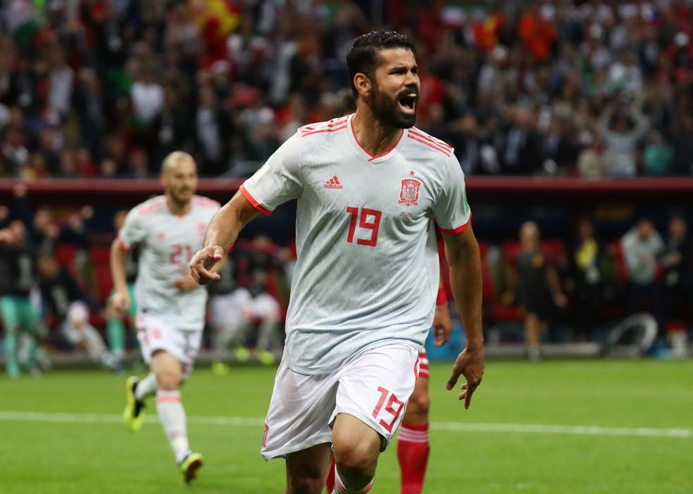 Diego Costa no Atlético-MG: clube negocia contrato até 2022 para ter atacante na inauguração do estádio