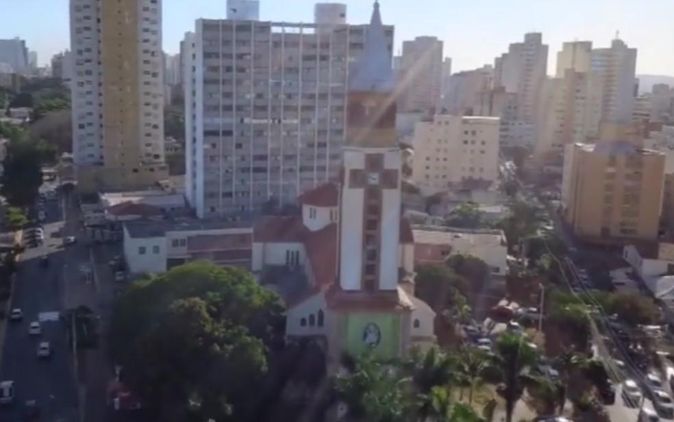 Arquidiocese de Goiânia foi processada por fiel — Foto: Reprodução/Arquidiocese de Goiânia