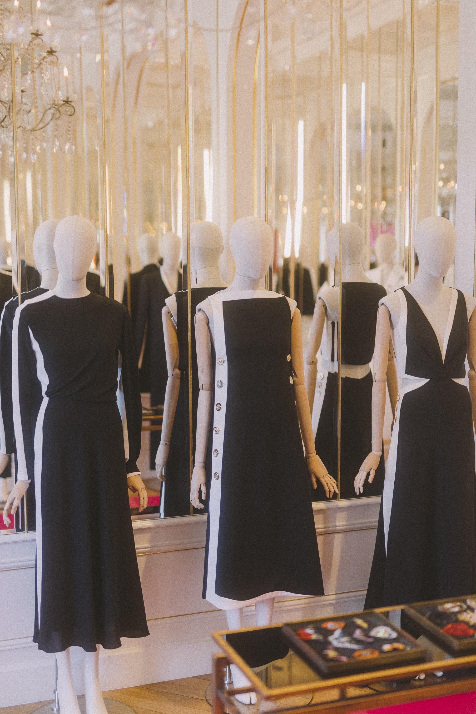 A boutique da Schiaparelli em Paris (Foto: Divulgação)