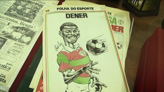 Festival de futebol no cinema encerra temporada com Pelé, Mourinho e homenagem a Dener