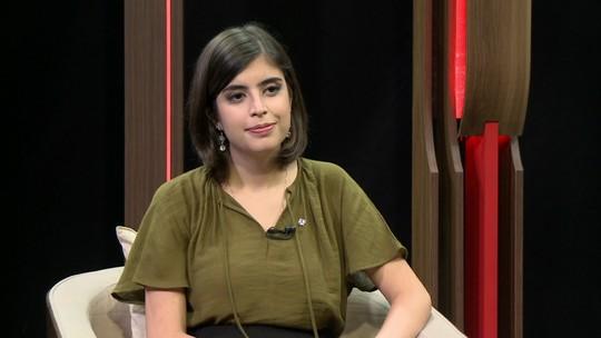 Rodrigo Maia e Tabata Amaral debatem nova agenda social da Câmara com Gerson Camarotti