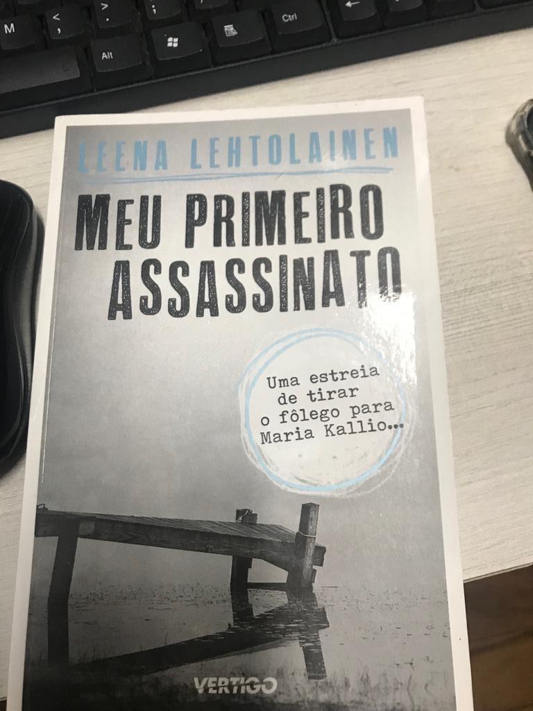 'Meu primeiro assassinato'