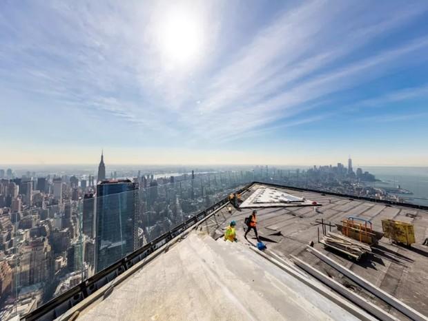 Nova York ganhará maior mirante do Ocidente, superando Empire State (Foto: Reprodução)