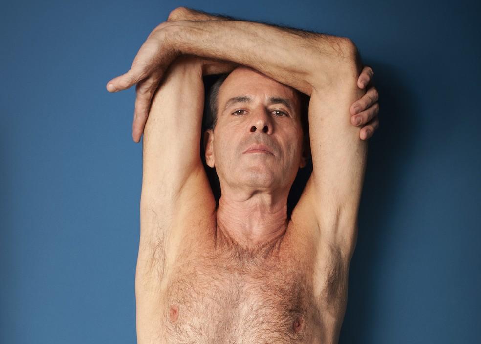O cantor, compositor, dançarino, ator e diretor Ney Matogrosso — Foto: Daryan Dornelles/Divulgação