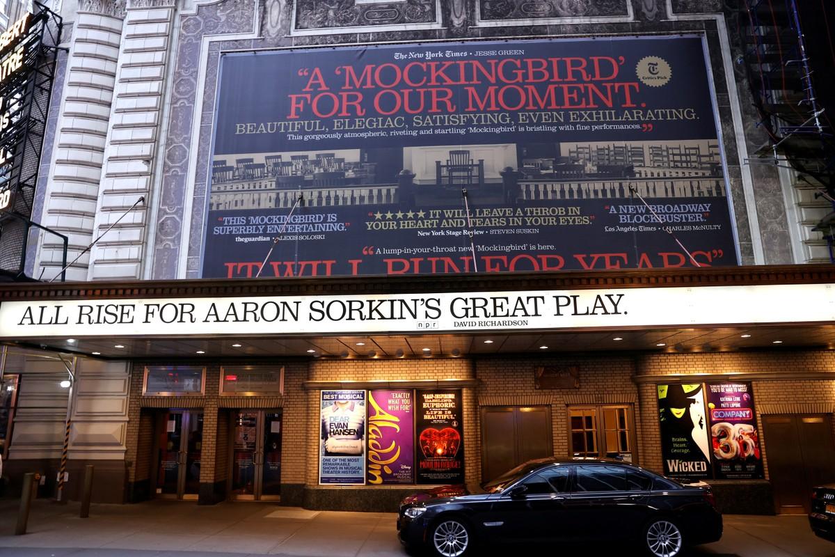 Teatros da Broadway ficarão fechados até janeiro de 2021 devido ao coronavírus | Pop & Arte