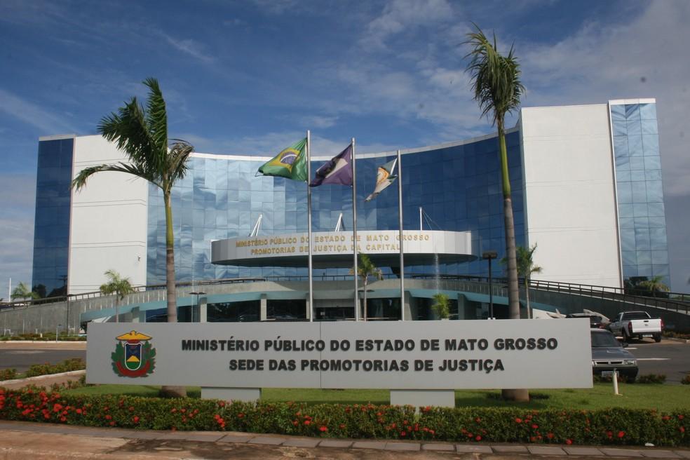 MPE denuncia empresária por crimes ambientais identificados durante operações — Foto: MP-MT