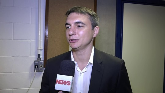 Pedro Fernandes fala sobre sua expectativa para o debate no Rio