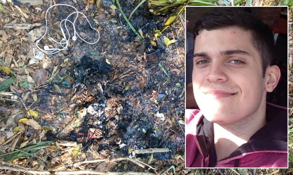 Jogador de basquete Samuel Rodrigues foi esfaqueado e queimado vivo — Foto: Arquivo Pessoal