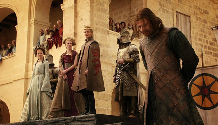 Game of Thrones choca os fãs desde a primeira temporada (Foto: Divulgação)