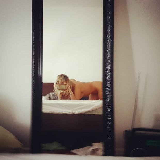 Pietra Príncipe em foto no Instagram (Foto: reprodução/instagram)