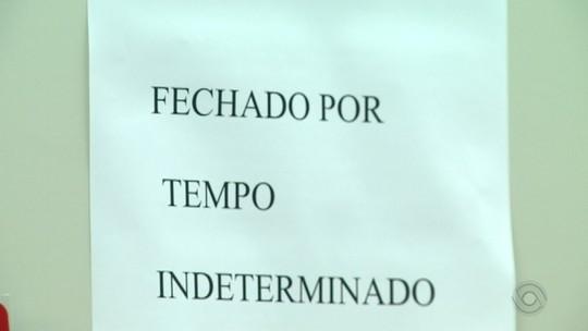 Agência do Ipê em Caxias do Sul está fechada