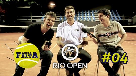 Dupla Falta #4: Balanço do Rio Open e bate-papo com o diretor do torneio, Lui Carvalho