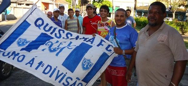 Em dia de protesto da torcida, STJD define data do ultimato ao Quissamã