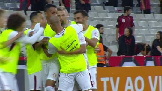 """Wellington Silva retribui confiança e mira renascimento com 1º gol: """"Dá motivação"""""""
