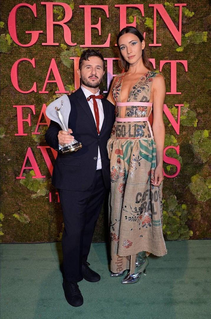 Green Carpet Fashion Awards (Foto: Reprodução)