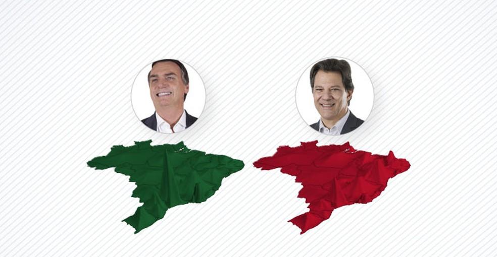 Selo - Topografia do voto — Foto: Igor Estrella/G1