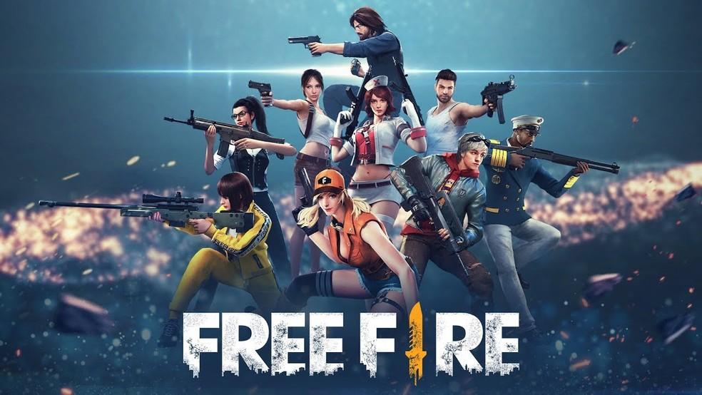 Free Fire é o jogo mobile mais baixado de 2019, apontou relatório da App Annie — Foto: Reprodução/Garena